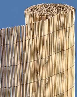 Bamboo Fence for the Backyard