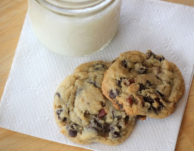 New York Times Chocolate Chip Cookies | The cookie monster in me | Pi ...