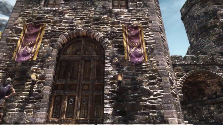 I put the office music over the thieves guild #games #Skyrim #elderscrolls #BE3 #gaming #videogames #Concours #NGC