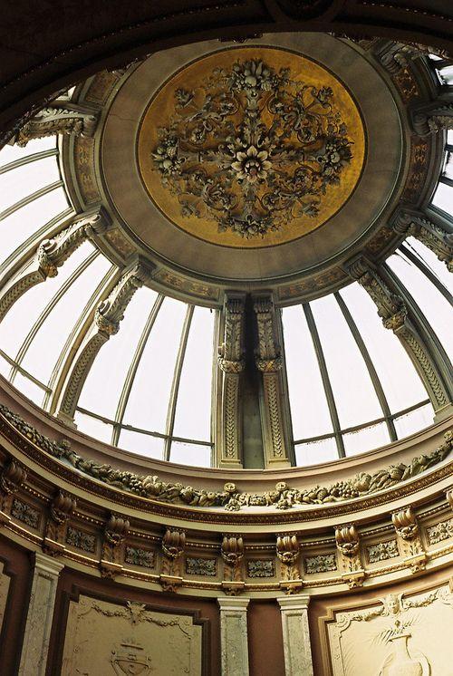 Haarlem, Teylers museum, cupola