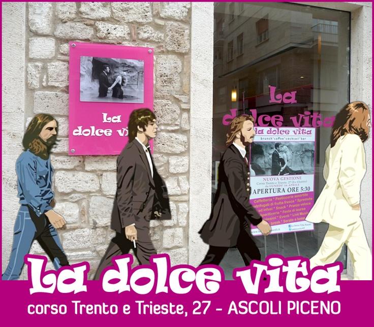 The Beatles @ La Dolce Vita