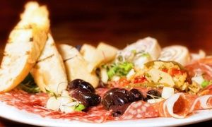 Groupon - $ 24 for $45 Worth of Sustainable Italian Food and Drinks at The Butcher Block Restaurant in Northeast Minneapolis. Groupon deal price: $24