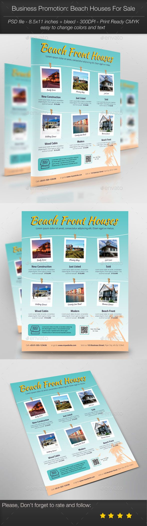 Business Promotion: Beach Houses For Sale