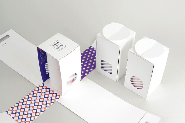 Cylindrical Eyewear Packaging : ROND ET CARRE