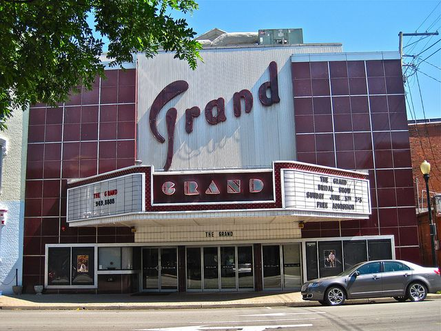 Movie theater in french lick indiana — photo 4