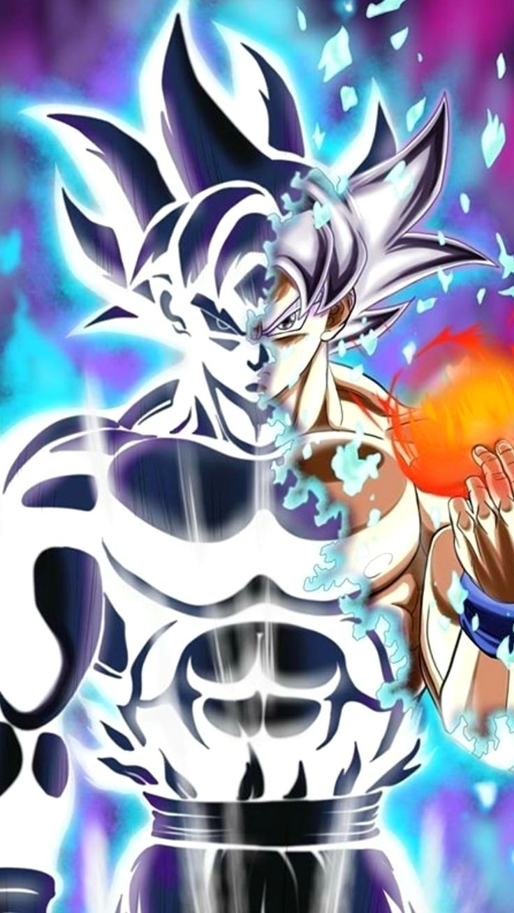 Goku Ultra Instinct Wallpaper 4k Iphone Gallery In 2020 Anime Dragon Ball Super Dragon Ball Super Goku Anime Dragon Ball