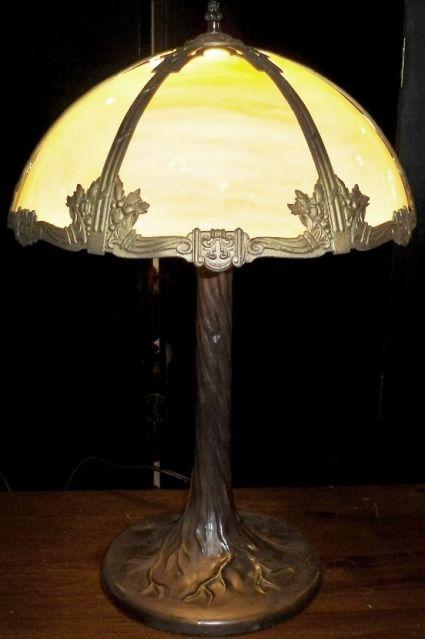 28 Best Antique Lamps Images On Pinterest Antique Lamps