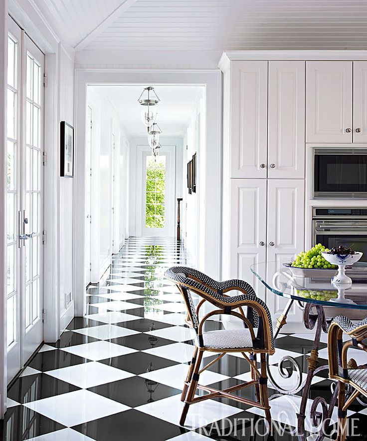 23 Best Images About Dining Room Black White Missoni: 25+ Best Ideas About French Bistro Kitchen On Pinterest