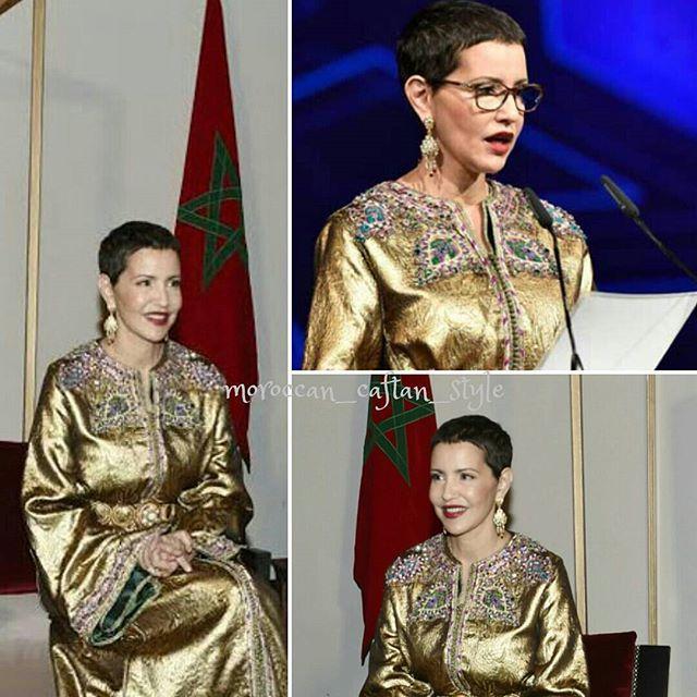 الأميرة لالة مريم La princesse lalla meryem  #moroccancaftan  #moroccantradition  #moroccandress  #moroccanstylist  #laprincesselallameryem #lallameryem  #lafamilleroyale #moroccandresses  #moroccan_caftan_style #caftan  #maroc  #starsencaftan  #stars_en_caftan  #moroccandesign  #moroccanbeauty #dubai  #liban  #morocco #lebanon #fashion