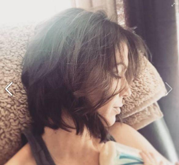 Melissa Rycroft hair