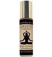 Lakshmi Goddess Oil (my new favorite fragrance)