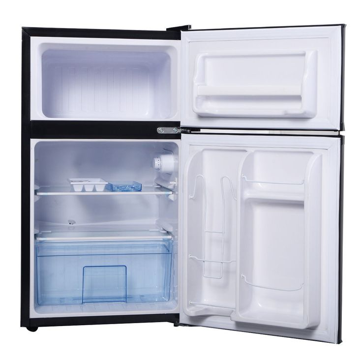 Countertop Dishwasher Korea : Door 3.4 Cu. Ft Compact Refrigerator Freezer CFC Free Furniture Home ...