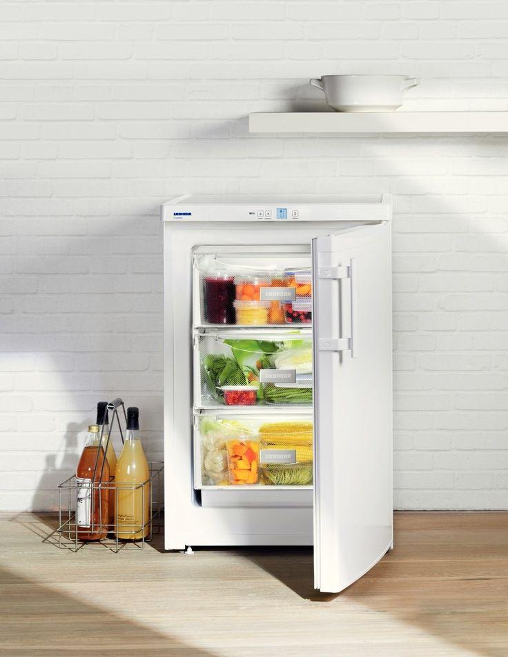 Functia automată SuperFrost face congelare simplă și economisește energie. Acesta reduce rapid temperatura la -32° C si astfel se creează aerul rece necesar să păstreze vitaminele vitale. De îndată ce alimentul este complet înghețat, funcția automată SuperFrost trece înapoi în modul normal după maxim 65 de ore, și, astfel, ajută la economisirea energiei electrice.