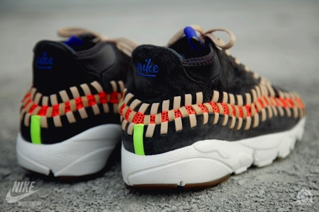 Nike Footscape Woven Chukka Knit « Midnight Fog