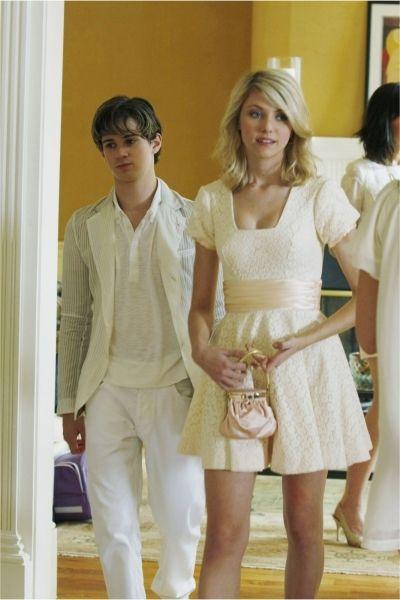 2x1 Summer, Kind of Wonderful - Jenny Humphrey & Eric van der Woodsen.