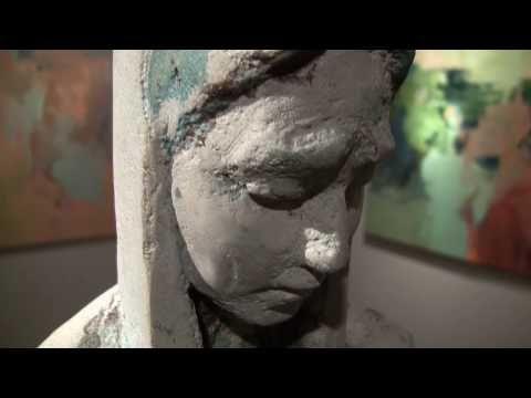 concrete sculpture katherine Stanek
