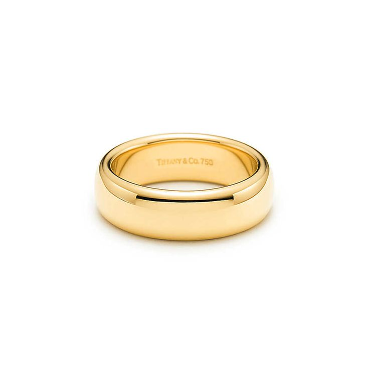 Tiffany & Co. -  Lucida®:Wedding Band, size 9