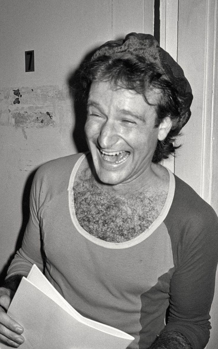 Robin Williams Gene Spatz/POBA