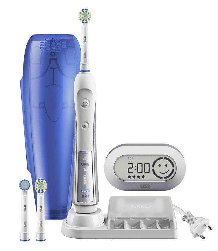 Escova Elétrica Oral-B Triumph 5000 - Oral B com o melhor preço é no Walmart!