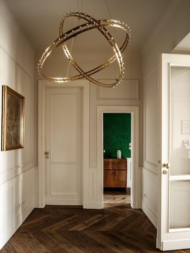 Appartamento in stile francese a Varsavia – Foto