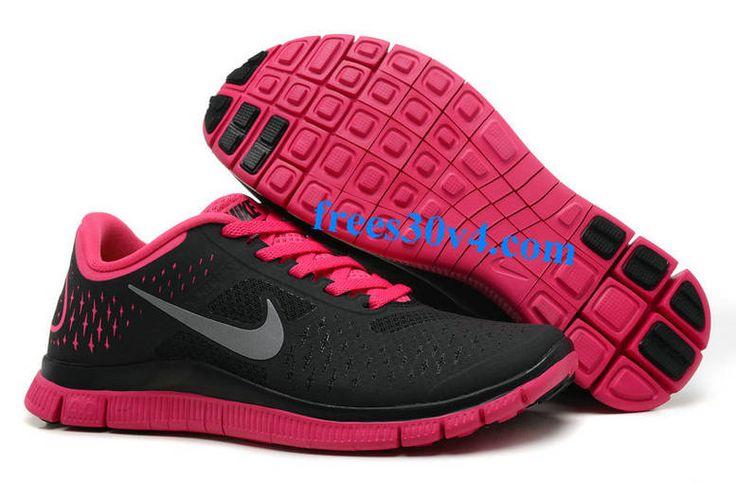 brand new 4ec9f d8b3f ... Womens Nike Free 3.0 V4 511495-600 Hot PunchReflectiv Silver-White  Shoes   fashion ...