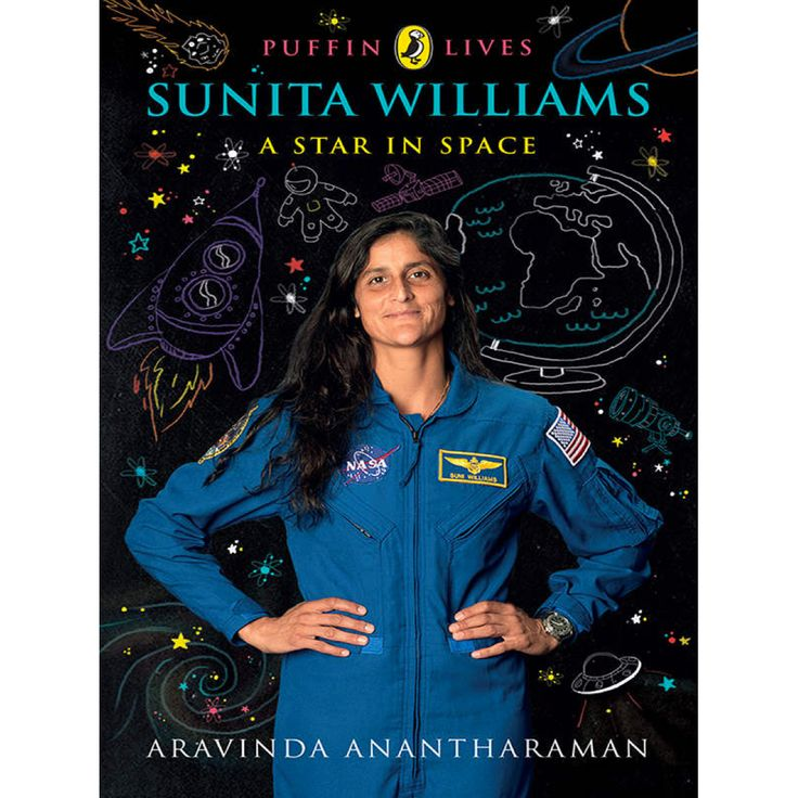 Puffin Lives: Sunita Williams