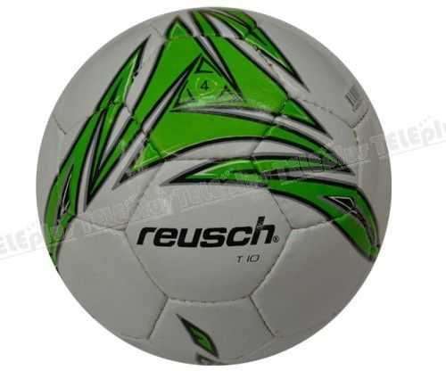 Reusch Futbol Topu T10 No 4 - Genel özellikleri   4 Astarlı pvc malzemeden imal edilmiştir,  Suni çim, zeminlerde kullanım için uygundur, - Price : TL33.00. Buy now at http://www.teleplus.com.tr/index.php/reusch-futbol-topu-t10-no-4.html