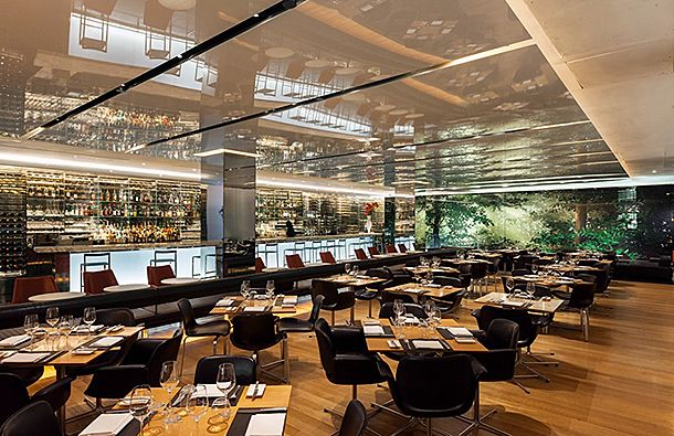 the modern moma restaurants caf s new york city interior