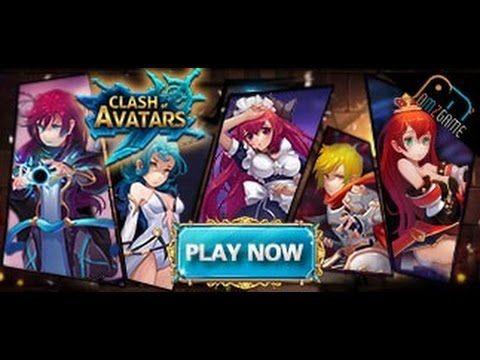 Watch our Clash of Avatars  BORPG: Best Online RPG Games  Gameplay Video , #clashofavatars, #Bestonlinerpggames