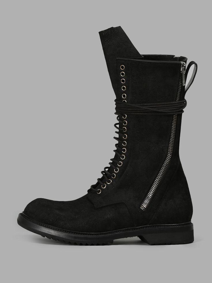 Chaussures - Bottines Rick Owens a8WXXdPUWM