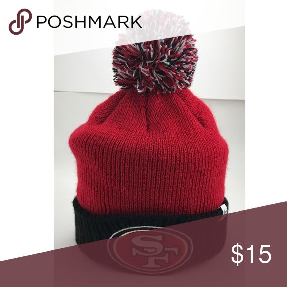 SF Niners Beanie Rep your team! Accessories Hats