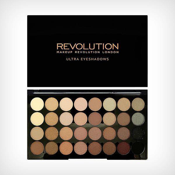 Jämför priser på Makeup Revolution Ultra 32 Shade Eye Shadow Palette - Hitta bästa pris på Prisjakt