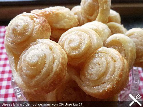 Süße Schweineohren, ein beliebtes Rezept aus der Kategorie Kekse & Plätzchen. Bewertungen: 92. Durchschnitt: Ø 4,4.