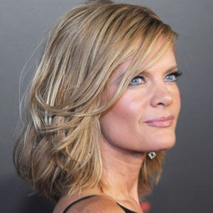 Michelle Stafford Married | love this color and cut also...