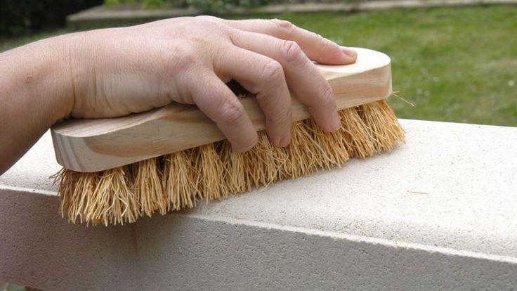 Impermeabilizar balaustrada o muro - Paso 1