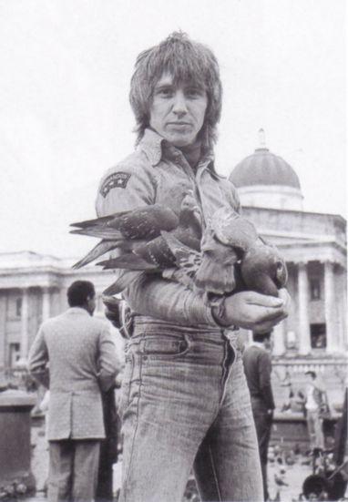 Stevie Wright, Australian singer & songwriter, lead singer of The Easybeats, 20.12.47 - 27.12.15, aged 68.