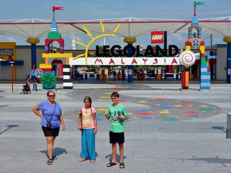Johor Bahru Legoland Malaysia