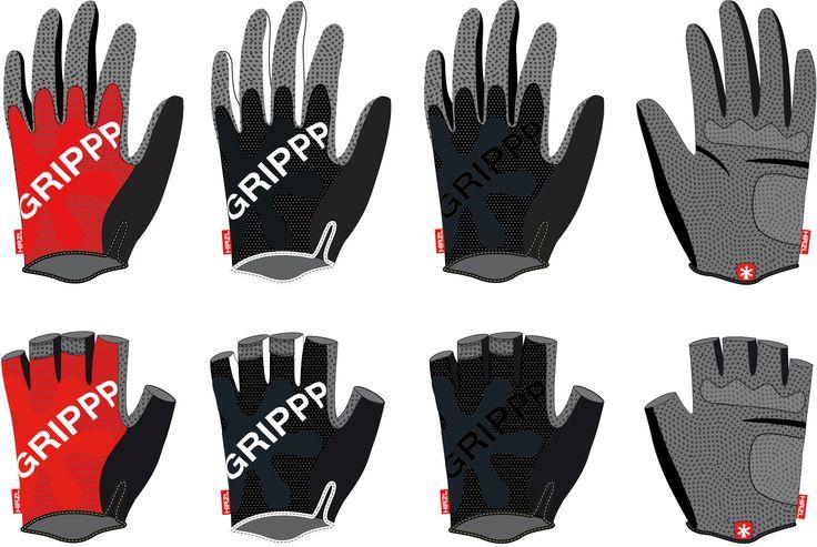 #gloves #gripp #hirzl #cycling #bike