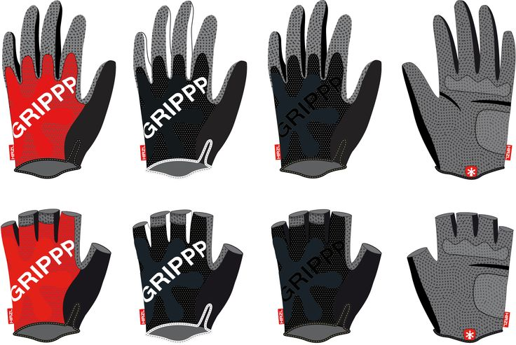#gloves #gripp #hirzl #cycling #bike