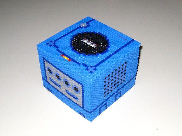 Gamecube by DrOctoroc.deviantart.com on @DeviantArt