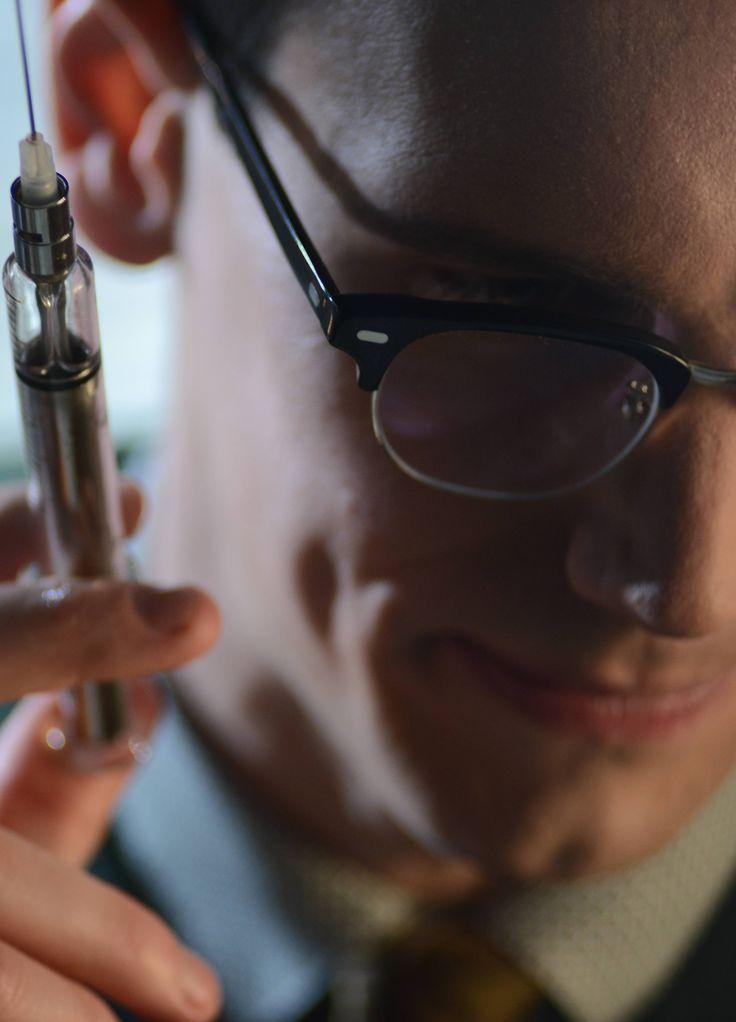 Gotham 2x09 - Edward Nygma