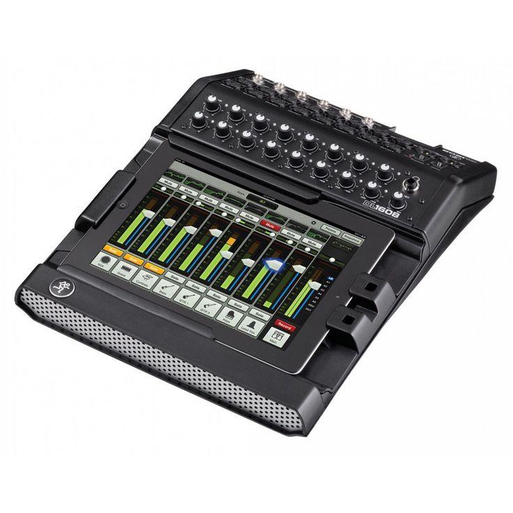 Mackie DL1608 Mixer 16 Channel Digital Live Sound