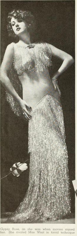 52 best images about *Gypsy Rose Lee! on Pinterest | Gypsy ...