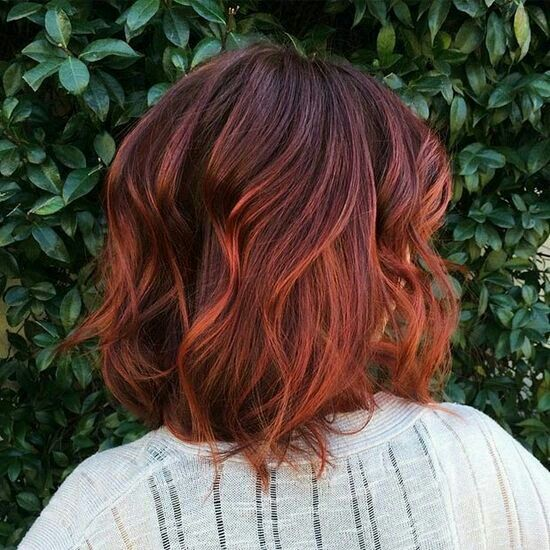 Short & red