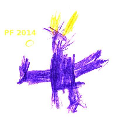 PF 2014 - Králík Fiala by Eliáš