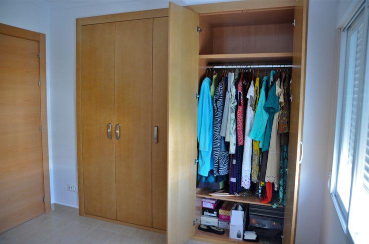 Deetalle interior armario