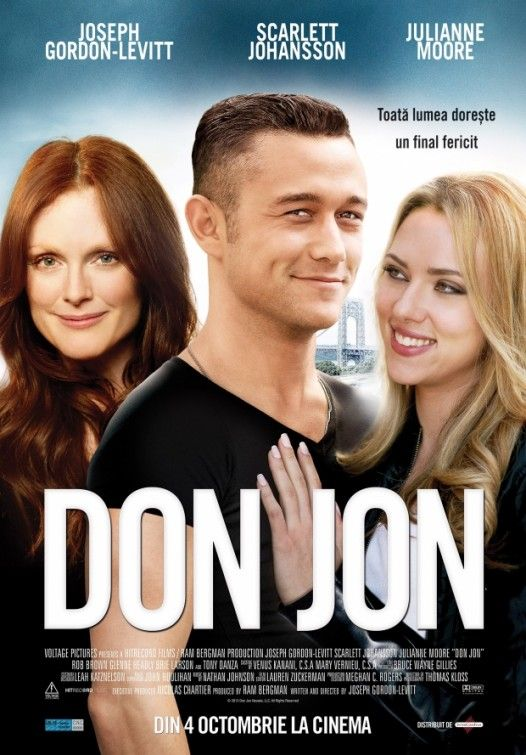 Don Jon Movie Poster Check Out my Blog: http://weeklymoviereel.blogspot.ca/