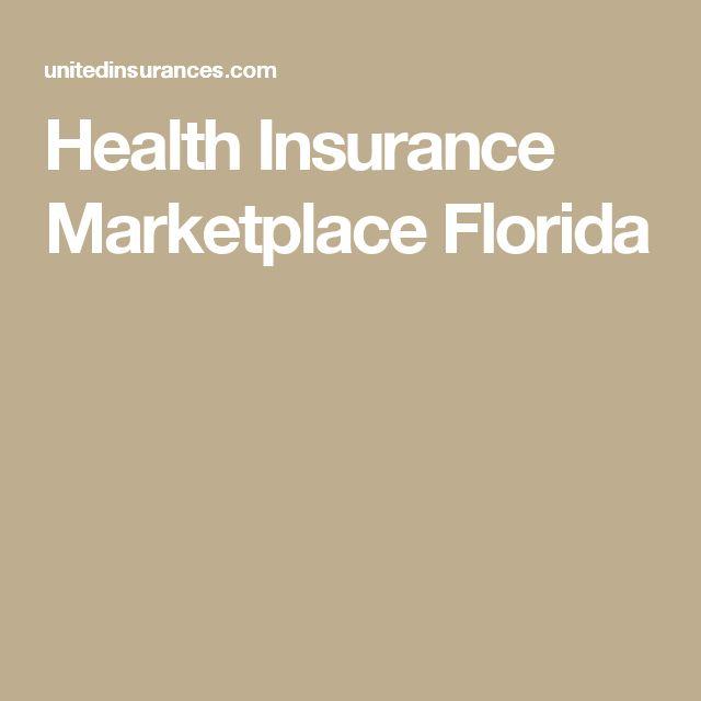 Health Insurance Marketplace Florida