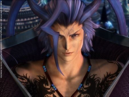 """""""Ah, of course. 'Protect the summoner even at the cost of one's life.' The Code of the Guardian. How admirable. Well, if you're offering your lives, I will have to take them."""" Quote one of my favourite villains - Seymour Guado from Final Fantasy X. (Link is to YouTube video)"""