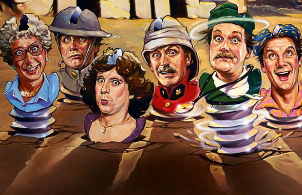 Monty Python's The Meaning of Life - The 25 Best British Comedy Movies of All Time | Complex